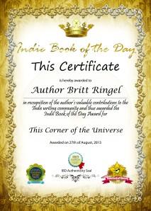 IBD Award