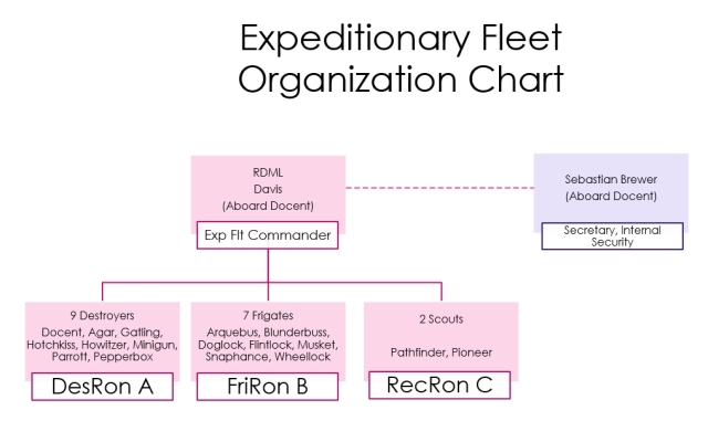 The Expeditionary Fleet